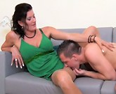 Natural talent on the casting couch