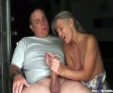 Over40Handjobs – Mature couple handjob